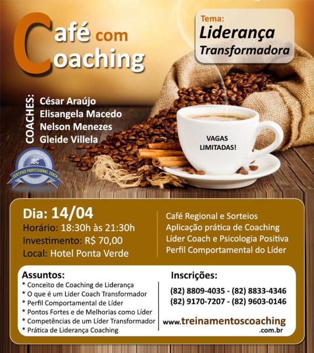 2º Café com Coaching
