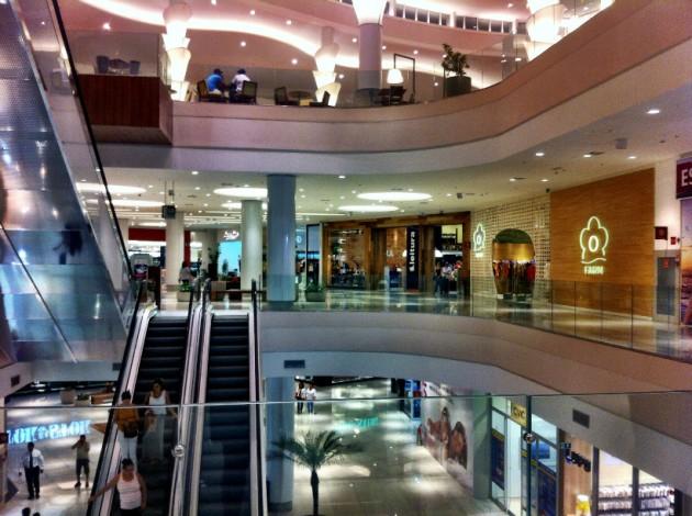 Parque Shopping geral