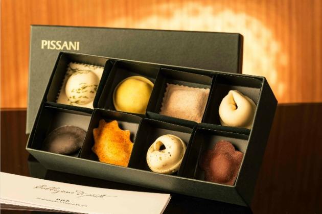 Pissani - Caixa Regalino