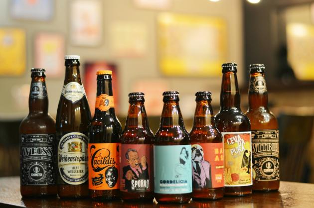 Santo Buger - cervejas