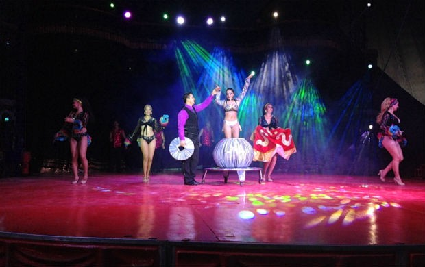 PSM - Mirage Circus
