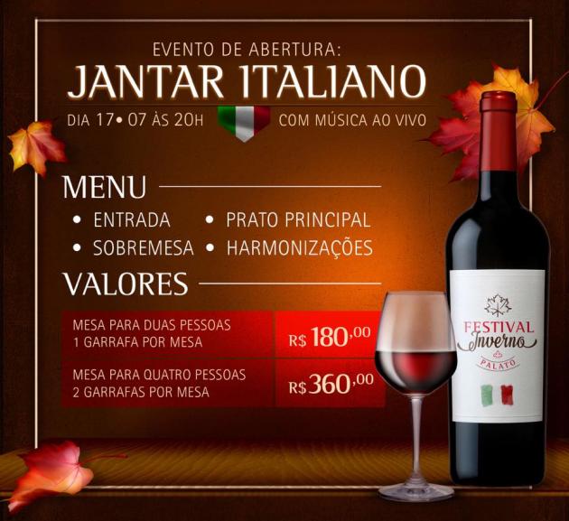 Palato - Jantar Italiano