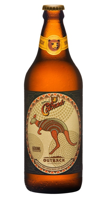 Cerveja Colorado - Outback 20 Anos - Baixa