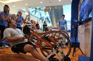 Projeto  Experimentando Diferenças  traz arena paralímpica ao Parque ... eeb7ee0141