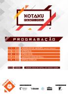 kotakuProgramação sábado
